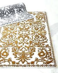 gold bathroom rugs gold bath rugs bath rug i gold bath rug gold and plush gold gold bathroom rugs