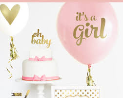 Baby Shower Themes for Girls Inspirations: They Don't Have to Be Pink!