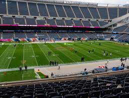 Soldier Field Section 211 Seat Views Seatgeek