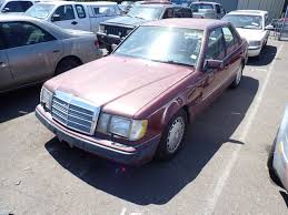 It is a fuel injected system (you probably know this). 1991 Mercedes Benz 300e Speeds Auto Auctions