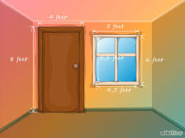 add 20 percent to this figure to account for door frames and touch ups bringing the total to 151 square feet
