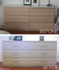 ikea malm bedroom furniture. ikea malm before and after httpthiswayhomeco bedroom furniture