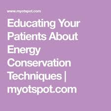 the best energy conservation ideas save  educating your patients about energy conservation techniques myotspot com