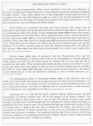 writing an ethics paper ethics paper medical ethics examples of ethical behavior  sample ethics paper