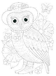 owl coloring pages free printable. Wonderful Pages Owl Mandala Coloring Pages Free Page Printable  In Owl Coloring Pages Free Printable R
