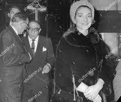 Opera Singer Maria Callas Aristotle Onassis Editorial Stock Photo - Stock  Image