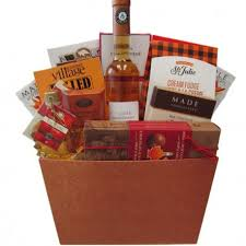 purely canadian gift basket