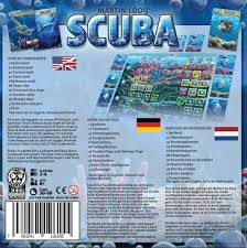 Dutch Game With Wooden Discs Scuba The Board Game Products Keep Exploring Games 44