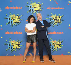 Nickalive Liza Koshy Marc Summers Talk Double Dare