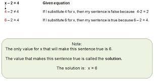 open sentences examples