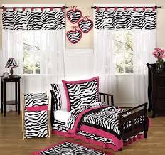Zebra And Pink Bedroom Ideas Luxury Pink Zebra Girl Toddler Bedding Set By  Jojo Design Tinytotties