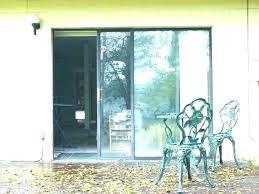 remove sliding glass door removing sliding patio doors replace rollers on sliding glass doors screen door