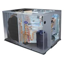 carrier comfort series. carrier comfort series package unit for narrow spaces cut away