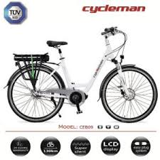 China Top Quality Crank Motor Electric Bicycle China Electric