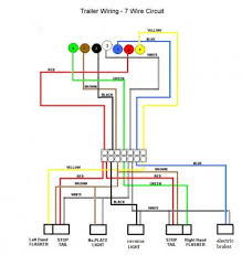 wiring diagram trailer wiring image wiring diagram trailer tail light wiring diagram trailer wiring diagrams on wiring diagram trailer