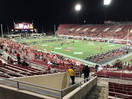 Sam Boyd Stadium Section 226 Rateyourseats Com
