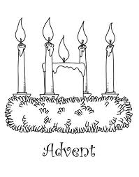 Small Picture An Acolyte Lighting Advent Candles Coloring Pages Batch Coloring