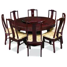 round dining tables for 8 9pc cappuccino wood counter height table chairs set 80 cm depth round dining tables