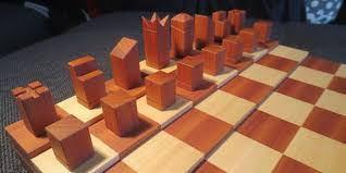 How To Make Wooden Games How to Make a Simple Yet Sophisticated Chess Set 97