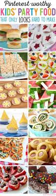 Here you'll find a wide variety of kids' birthday party recipes to explore. 300 Kids Party Food Ideas In 2020 Food Kids Party Food Yummy Food