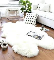 white lamb rug best sheepskin rug white lambskin rug white lambswool rug white lamb rug
