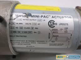 duff norton hmpa 6905 12 mini pac 500lb actuator w fhp motor product photos