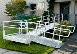 atlanta aging in place home modifications wheelchair ramps for homes