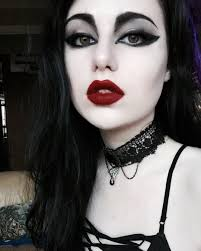 gothic beauty gothic art gothic steunk gothic metal dark beauty emo makeup face makeup american gothic gothic s