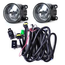 Ford Mondeo Fog Lights Switch Us 30 77 19 Off Citall Wiring Harness Sockets Switch 2x H11 Fog Lights Lamp 4f9z 15200 Aa Kit For Ford Focus Mustang Honda Cr V Nissan Sentra In