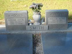 Maggie Aline Smith Smith (1911-1970) - Find A Grave Memorial