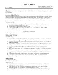 Resume Catering Sales Resume
