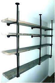 wall mounted shelving brackets wall brackets for shelves black metal wall shelf brackets shelves industrial medium