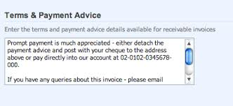 Set Your Own Payment Terms Xero Blog