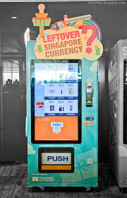 How To Get Free Money From A Vending Machine 2016 Custom Entree Kibbles Leftover Singapore Currency A Vending Machine That