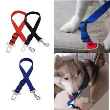 hot sale promotion for pet dog seat belt puppy nylon car seat belt Car Stereo Harness at Car Chair Wire Harness