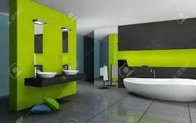 Green Bathroom Designs Bathroom With Modern And Contemporary Design And Furniture Colored