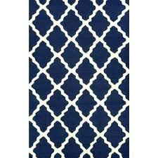 navy and white area rug trellis blue 5 ft x 8 chevron navy and white area rug design modern distressed blue reviews striped