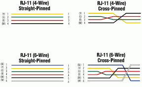telephone wiring diagram rj11 wiring diagram rj11 rj45 wiring diagram schematic