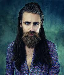 10 long hair and beard styles to look