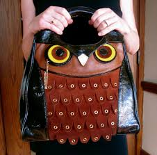 kate spade ery suede maximillian maxwell owl patent leather handbag bag tote
