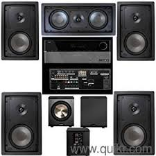 klipsch home theatre. klipsch r-2650-w in wall 5.1 home theater system(r-2502-w)-free pl-200-harman kardon 1650 - music systems theatre hyderabad   quikrgoods