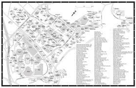 Uhm Campus Map 2013 03 02 University Of Hawaii At Manoa