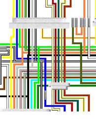 suzuki gs colour electrical wiring harness diagram suzuki gs750 gl 1981 uk euro spec colour wiring diagram