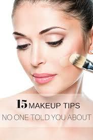 makeup tips you