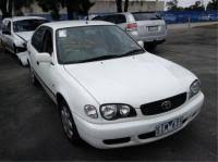 TOYOTA COROLLA AE112 Parts & Wrecking in Cranbourne, Melbourne ...