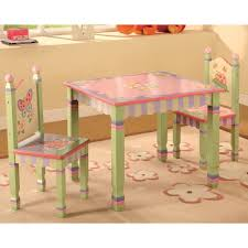 furniture child table and chairs inspirational child s magic garden table chairs set sturbridge yankee