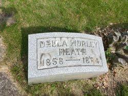 Della Cowgill Heath (1858-1884) - Find A Grave Memorial