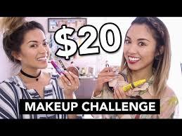 20 makeup challenge beautybitten