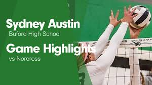 "Sydney Austin's (Buford, GA) Video ""Game Highlights vs Norcross"" 