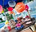 Сценарий цветочная вечеринка на день рождения